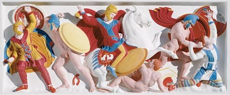 Gods In Color: Painted Sculpture Of Classical Antiquity