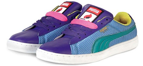 Color Lovin' Your Sneakers: Custom Kicks