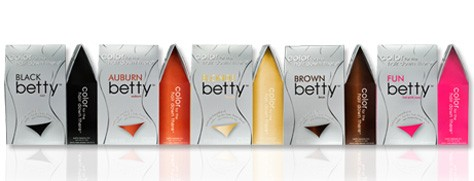 Betty™: Color For The Hair Down There