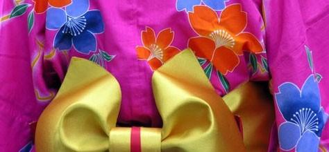 Kimono: A Japanese Tradition Of Color