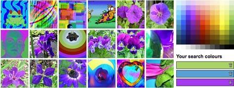 Idée Labs: Multicolor Image Search