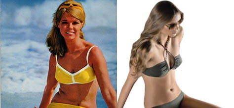 The Colorful History Of The Bikini