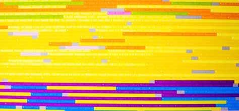 Colorful Post-it Note Art + New EepyBird Video