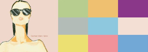 Spring 2007 Fashion Color Report by PANTONE®, Inc.