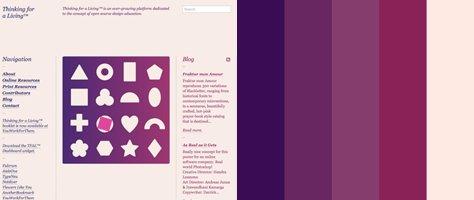 17 Blog Color Palettes That Work