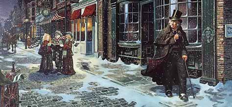 The Colors of Christmas: 'White Christmas'