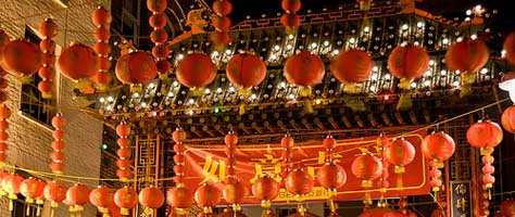 The Chinese New Year & The Color Red