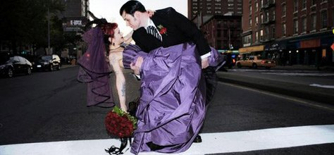 The Colors Of Gothic Brides