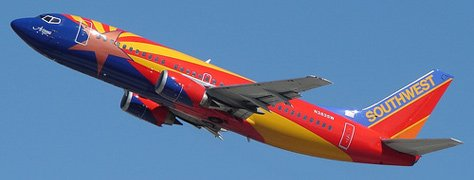 Color Identity: Airlines