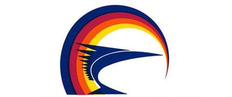 Vintage Color & Design: Airline Logos
