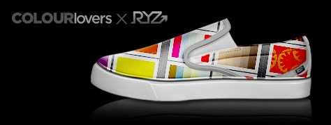 RYZ Shoe Design Contest: For The Love Of Patterns