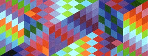 The Colors Of Victor Vasarely