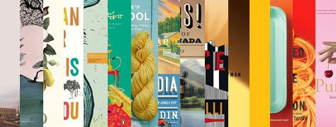 Best Book Cover Palettes of 2009