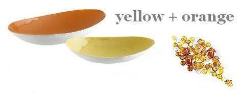 Interior Trends: Yellow + Orange