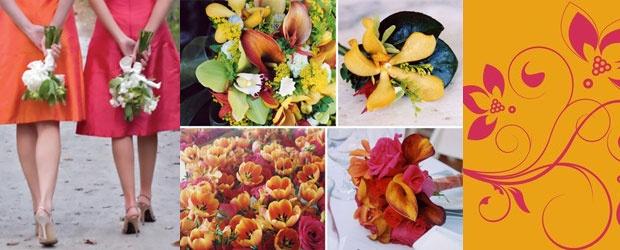 Wedding Themes : Tropical Bliss!
