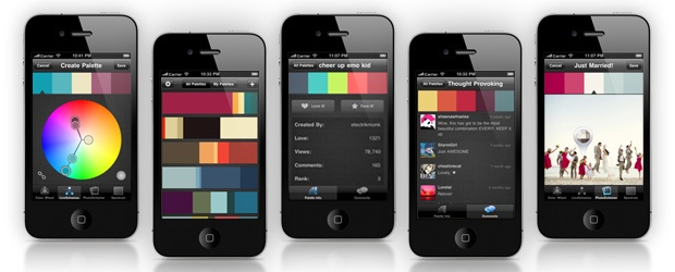 COLOURlovers in Your Pocket: Our Official iPhone App is Out!