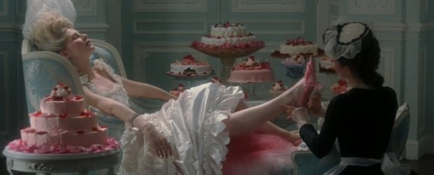 Technicolor Fashion: Marie Antoinette