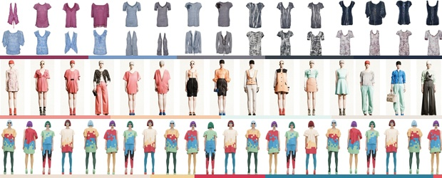 Vibrant, Muted or In-between? - Spring 2011