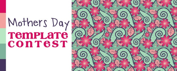 Contest: Mothers Day Floral Template Gets You ImageKind Bucks!