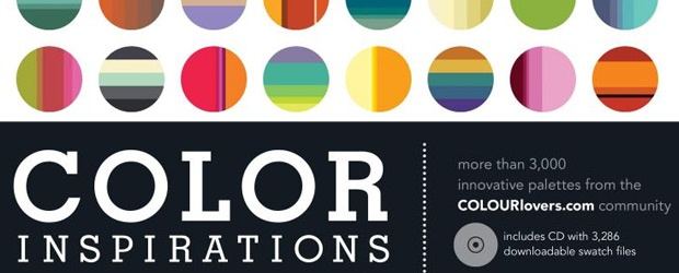 A Book of Color Inspirations: 3,000 Innovative Palettes from the COLOURlovers Community