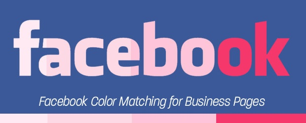 Facebook: Color Coordinating Your Business Fan Pages