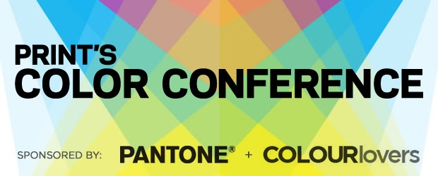 COLOURlovers Partners with PANTONE &  Print Magazine to Launch New Color Conference