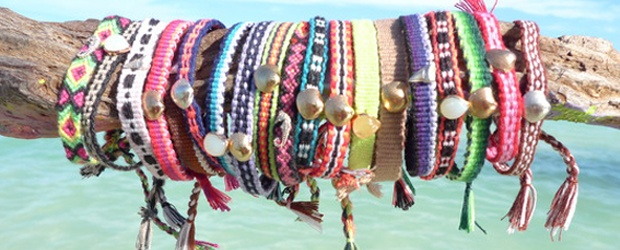 The Art and Style of Friendship Bracelets