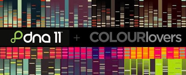DNA11 + COLOURlovers Palette Contest: Place Your Final Vote!