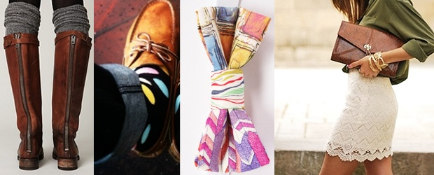 A Burst of Color :: Fashion Trends of 2011 Looking Forward to 2012
