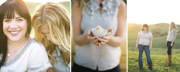 COLOURlovers Interview with The Wedding Chicks