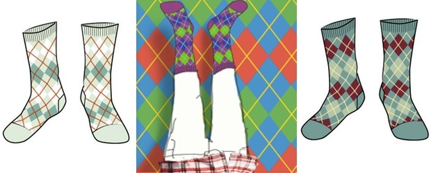 Betabrand Sock Contest :: Vote For Your Favorite Finalist