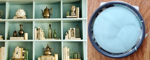 The Perfect Robin's Egg Blue Paint Color