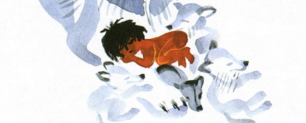 Beautiful Watercolor Illustrations of 'The Jungle Book'
