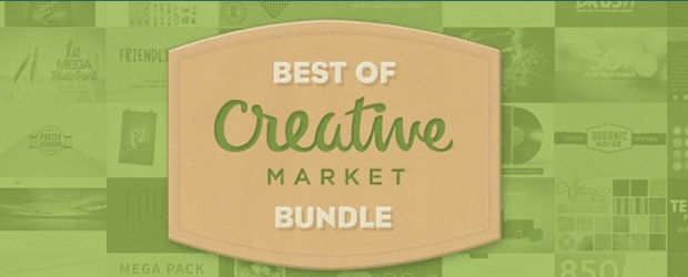 Creative Market Bundle on AppSumo