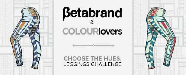 Betabrand leggings design contest