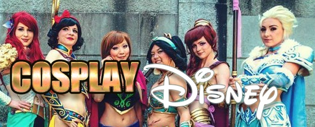 Cosplay Disney Princess Ultimate Costume Guide [ Infographic ]