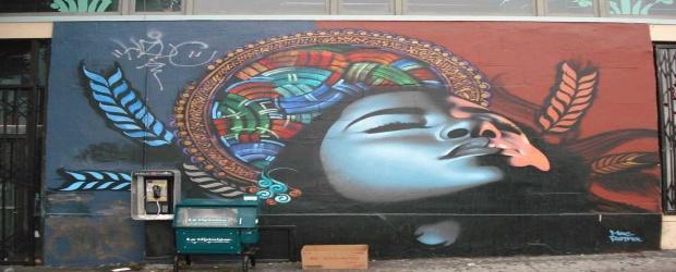 Color Inspiration: Sensational Street Art Featuring Every Shade